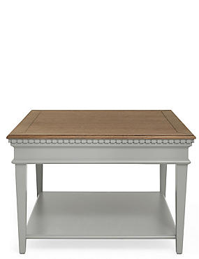 Darcey Square Coffee Table