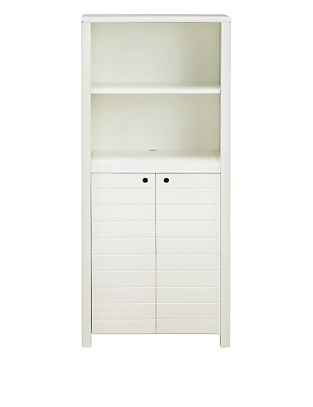 Nagoya Mid Cabinet White