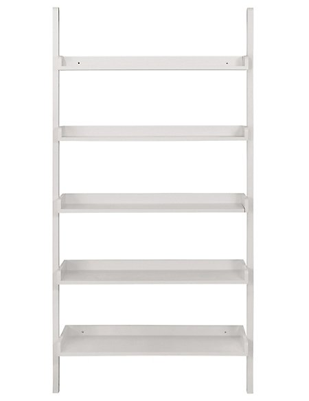 Wide Ladder Shelving