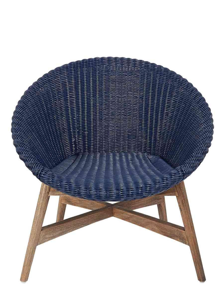 capri teak chair navy m s rh marksandspencer com