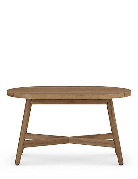 Capri Teak Coffee Table