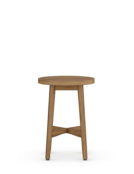 Capri Teak Side Table