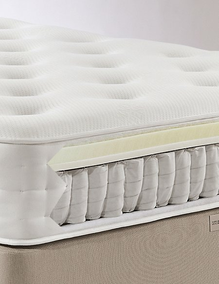 Memory Foam 1250 Mattress - Medium Support - 7 Day Delivery*