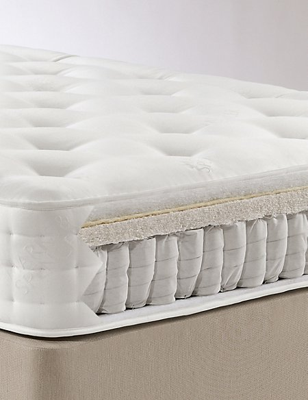 Natural 1250 Mattress - Firm Support - 7 Day Delivery*