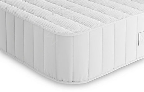 Essential Natural 325 Memory Foam Open Coil Mattress