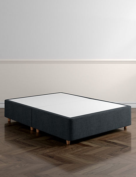 Classic Firm Top Non-Storage Divan with Feet