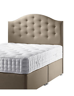 Classic Buttoned Headboard