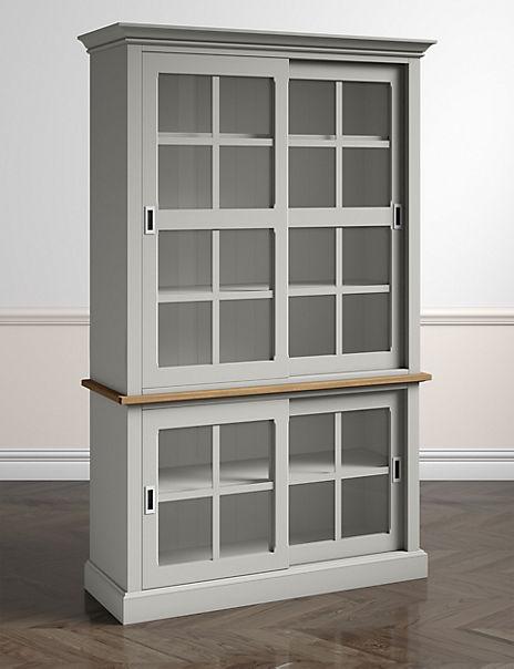Greenwich Grey Display Unit
