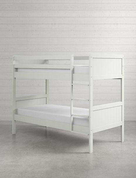 Hastings Kids Grey Bunk Bed