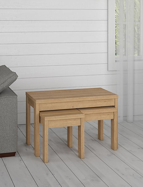 Arlo Nesting Side & Coffee Table
