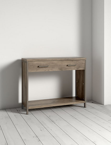 Baltimore Grey Console Table