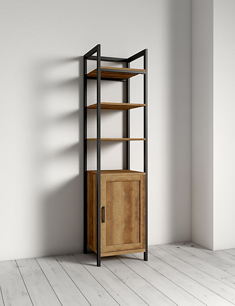Baltimore Narrow Shelving Unit