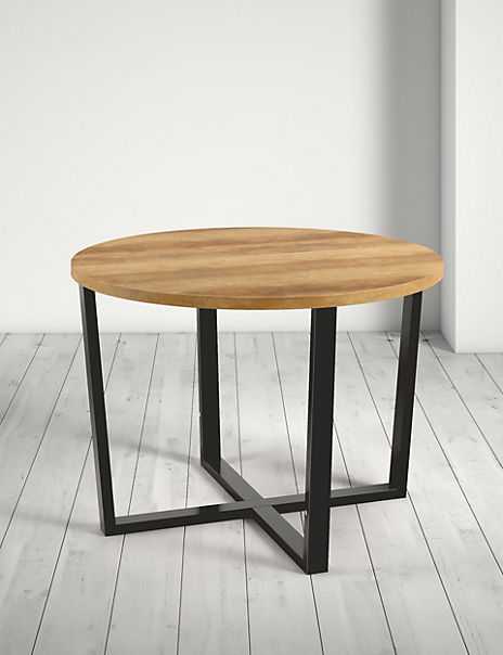 Baltimore Round Dining Table
