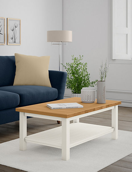 Padstow Ivory Coffee Table