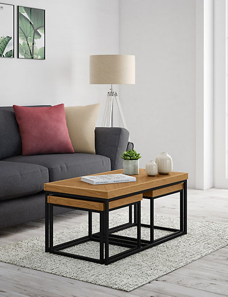 Miller Nesting Coffee Tables