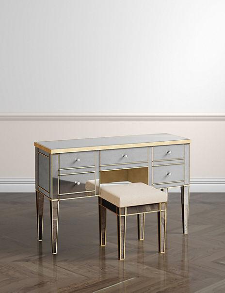 Evelyn 5 Drawer Dressing Table