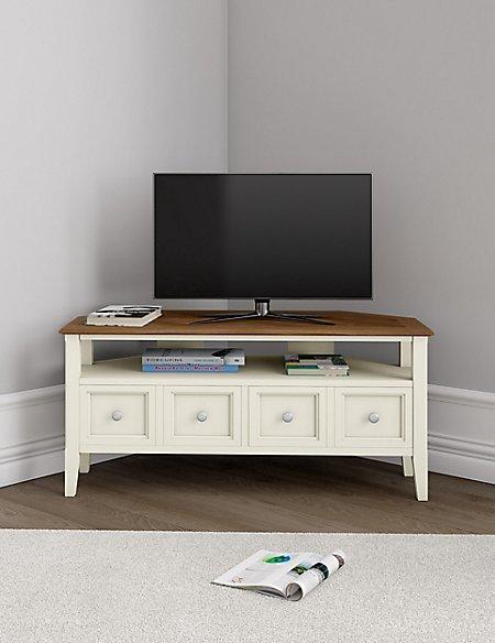 Greenwich Corner TV Cabinet