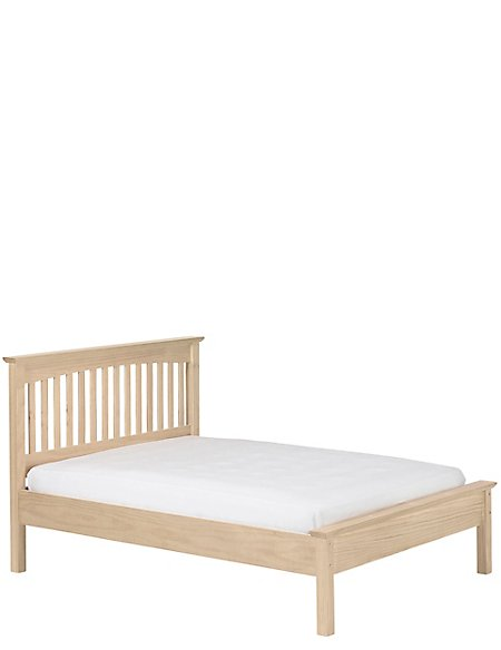 Hastings Bed Soft White