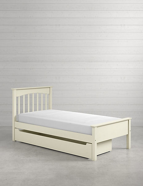 Hastings Ivory Children's Storage Bed