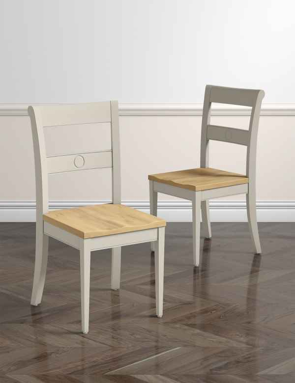 Set Of 2 Albany Dining Chairs