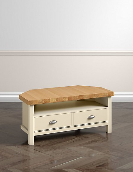 Padstow Media Unit Cream