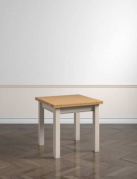 Padstow Square Extended Dining Table