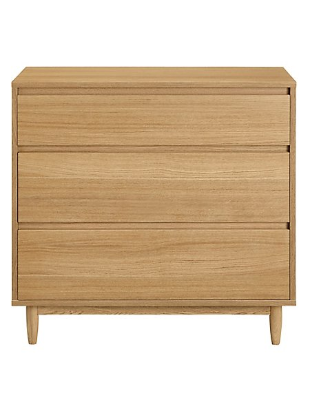 Alto 3 Drawer Chest
