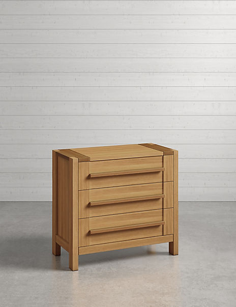 Sonoma™ Compact 3 Drawer Chest