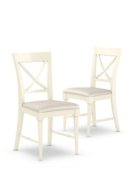 Set of 2 Greenwich Dining Chairs