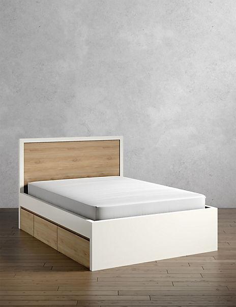 Jones Under-Bed Storage Drawers Pair