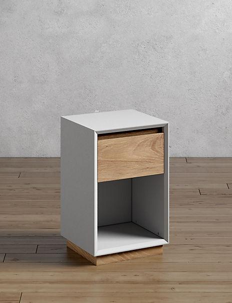 Jones Compact Bedside Table