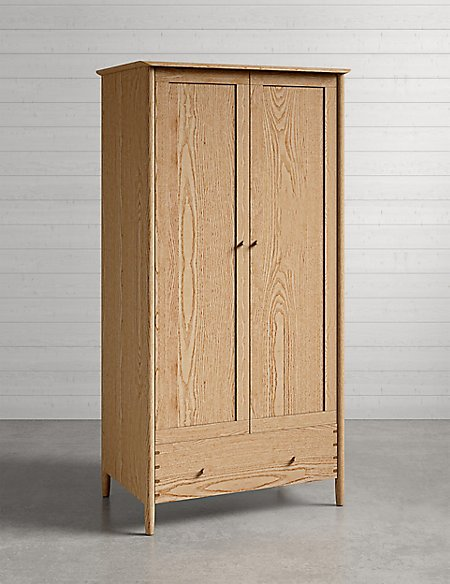 Karlson Double Wardrobe