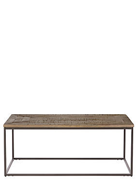 Sanford Parquet Coffee Table
