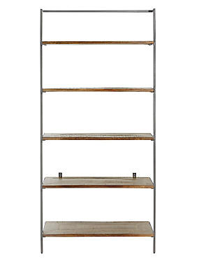 Sanford Parquet Storage Ladder