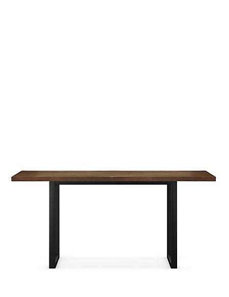 Sanford Live Edge Dining Table