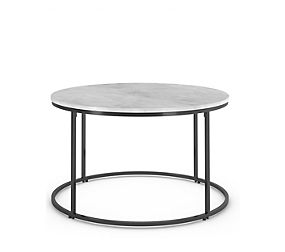 Sanford Marble Round Coffee Table