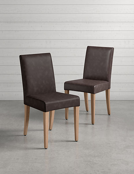 Set of 2 Alden Dining Chairs