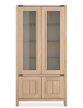 Sonoma™ Blonde 2 Doors Glazed Unit