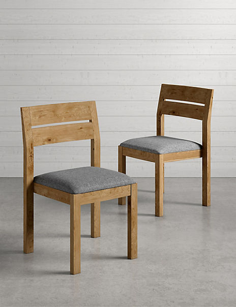Set of 2 Paxton Dining Chairs