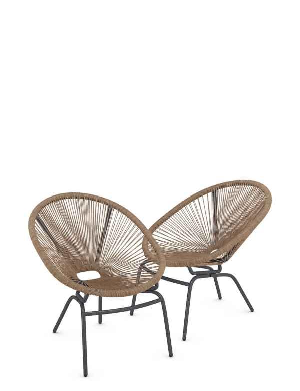 Contemporary Garden Furniture Outdoor M S