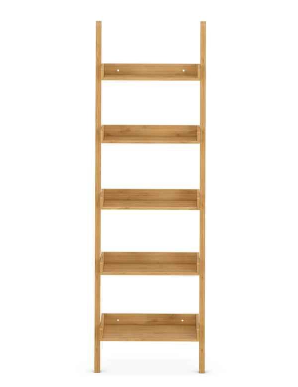 p22404557: Step Ladder Shelving - Natural