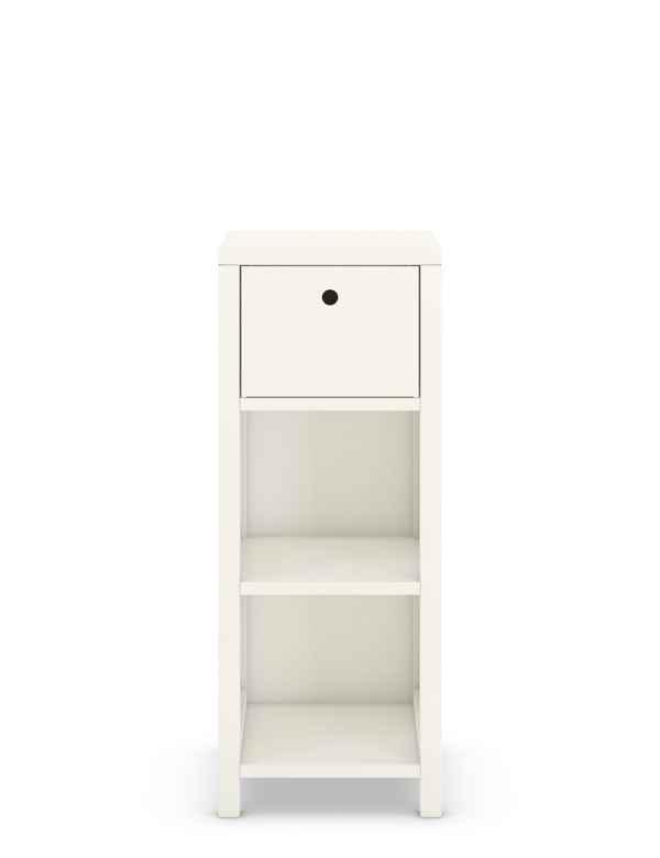 Nagoya Storage Unit White