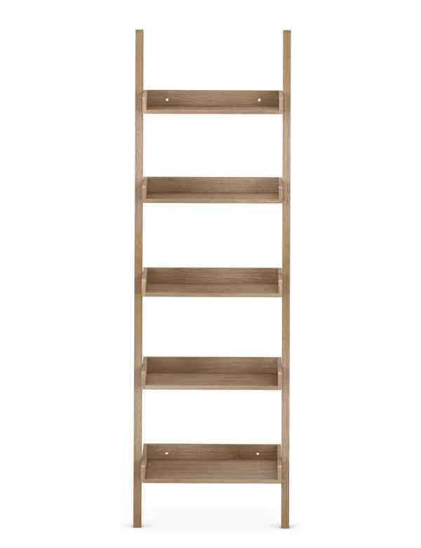 p22459282: Step Ladder Weathered