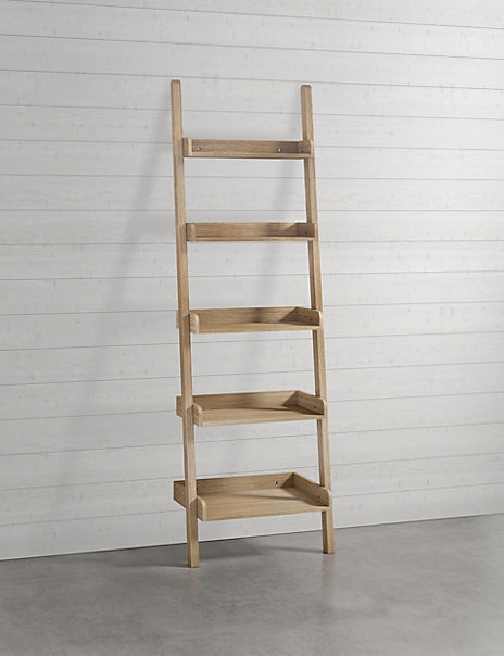 Step Ladder Weathered