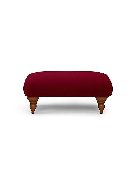 Oxford Savio Velvet Red