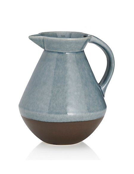 Medium Pitcher Vase Ms
