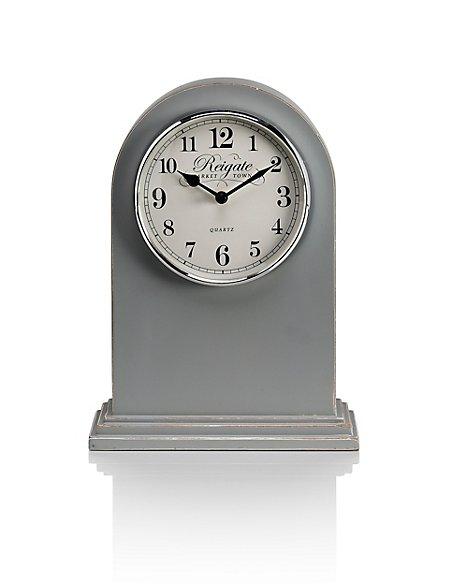Modern Arch Mantel Clock