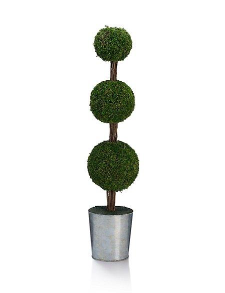 Trio Ball Topiary