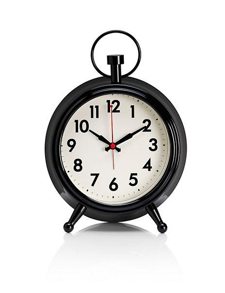 Vintage Style Oversized Alarm Clock Ms
