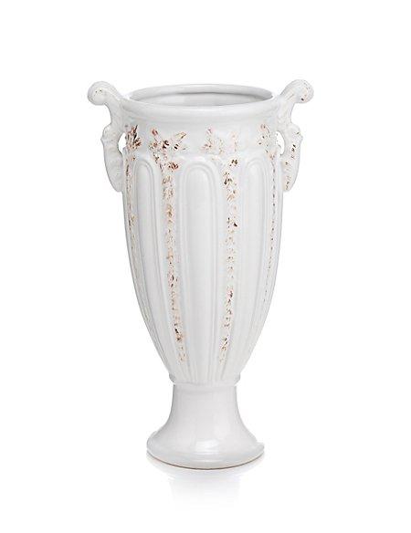 Medium Decorative Urn Vase Ms